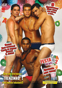 Filme do ator pornô gay Festa Gay no Apê