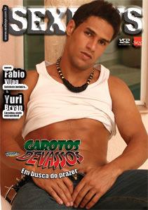 Filme do ator pornô gay Garotos Devassos