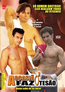 Filme do ator pornô gay A Ocasião Faz o Tesão