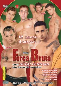 Filme do ator pornô gay Força Bruta