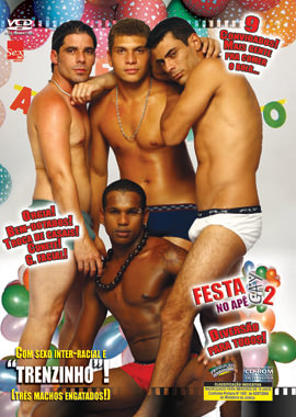 Festa Gay no Apê