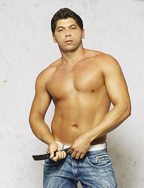Nobre (Homem-Picanha) ator pornô gay
