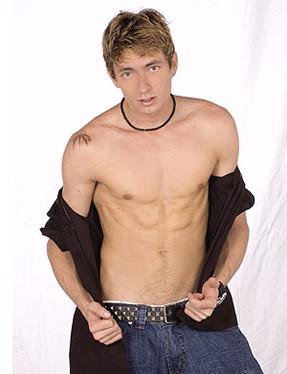 Gabriel Shueller ator pornô gay