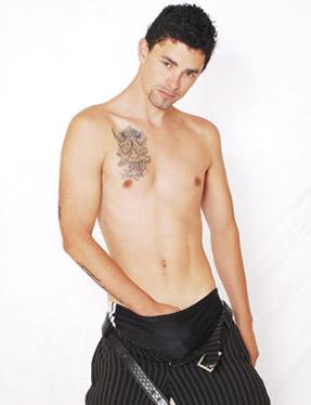 Pablo Montejo ator pornô gay
