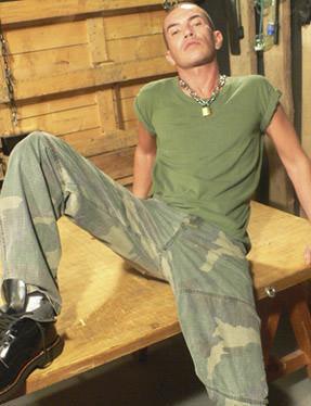 Max Fiero ator pornô gay