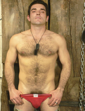 Ivan Jovy ator pornô gay