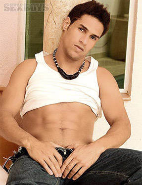 Fábio Vilag ator pornô gay