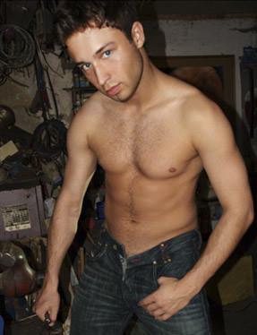 Marco Reno ator pornô gay
