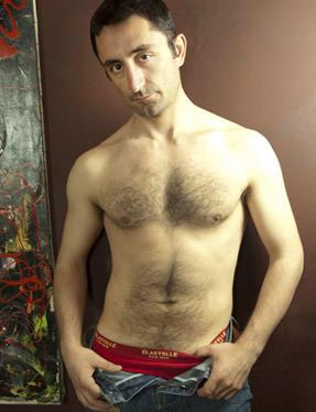 Mattia Breda ator pornô gay