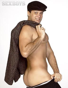 Allan Santos ator pornô gay