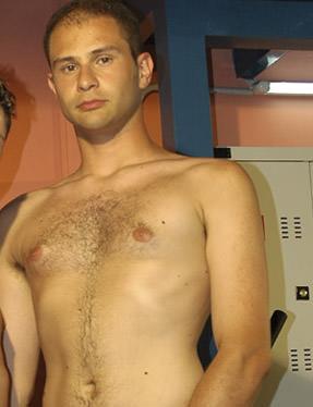 Valerio Conte ator pornô gay