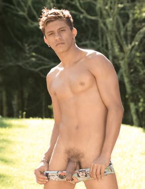 Aryell Uehara ator pornô gay
