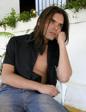 Adam Pérsio ator pornô gay