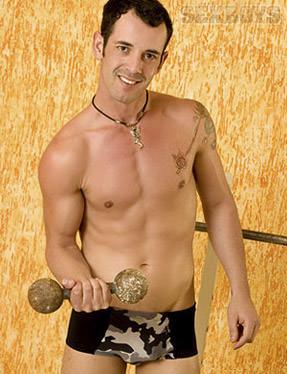 Rafael Diogo ator pornô gay