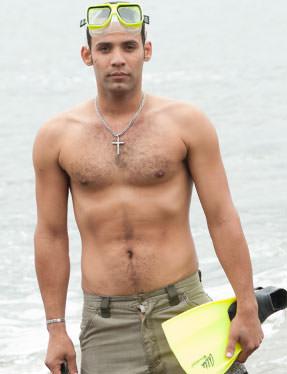 Diego Águia ator pornô gay