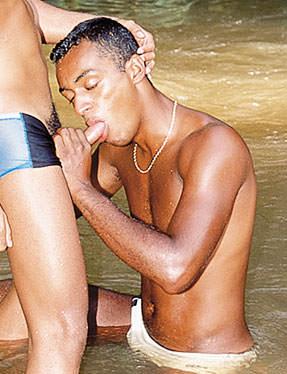 André ator pornô gay