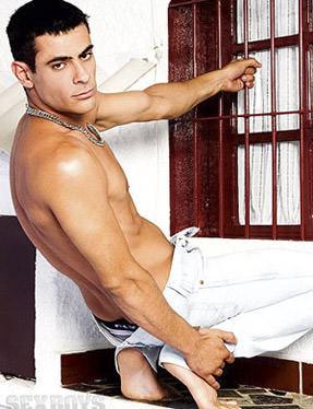 Allan Escorpião ator pornô gay