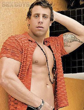 André Gaúcho ator pornô gay