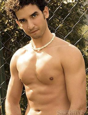 Félix Stulbach ator pornô gay
