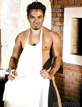Marcello Maya ator pornô gay
