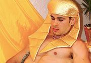 Como no Antigo Egito...