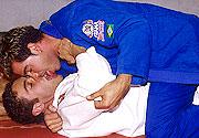 Transa entre judocas