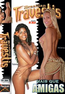 filmes de travestis Mais Que Amigas
