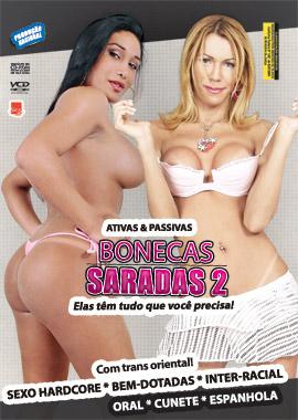 filmes de travestis Bonecas Saradas 2