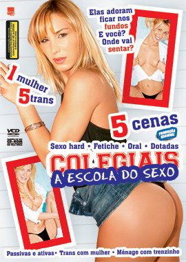 filmes de travestis Colegiais: A Escola do Sexo