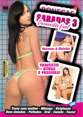 filmes de travestis Bonecas Saradas 3