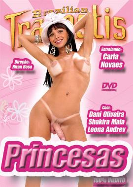 filmes de travestis Princesas