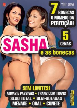 Sasha e Bonecas