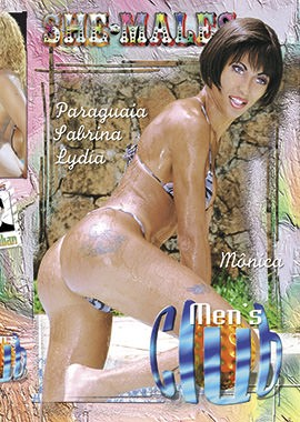 Filme de Travesti Sauna Club