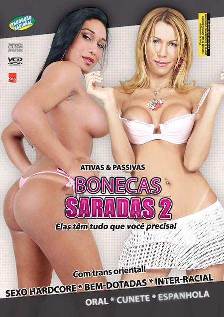 Bonecas Saradas 2
