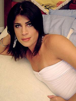 Fabiola Mebarak travesti