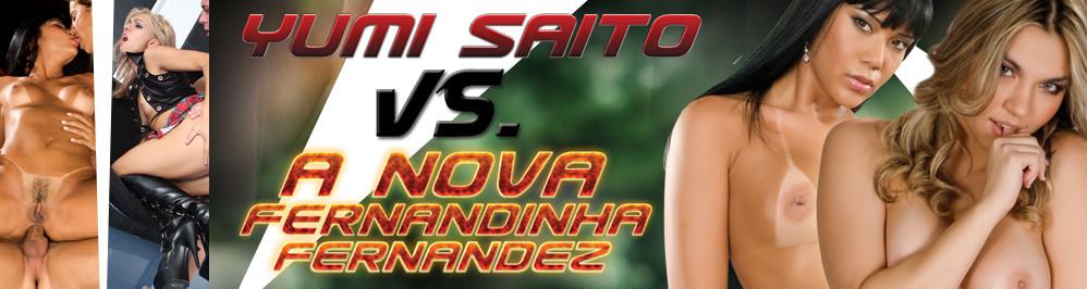 Yumi Saito VS Fernandinha Fernandez