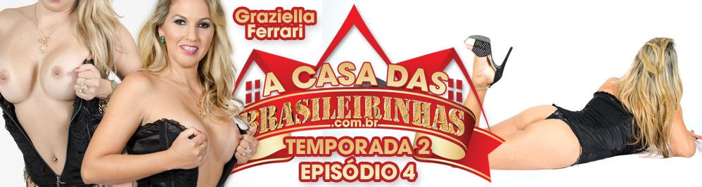 A Casa Das Brasileirinhas Temp 2 Ep 4