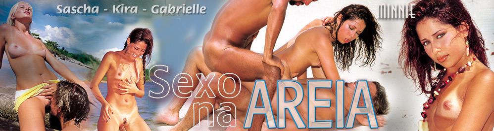 Sexo na Areia