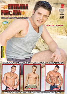 capa filme Canibal Sexboys