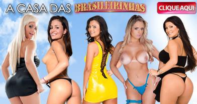A Casa das Brasileirinhas - Reality Show Porno